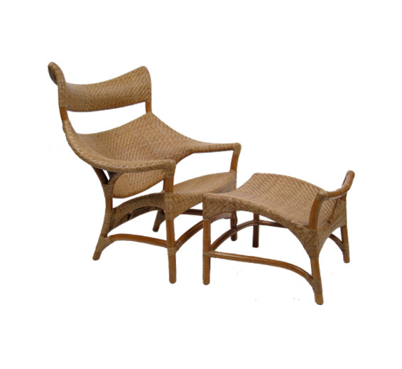 as pair rattan material indoor furniture the wicker works