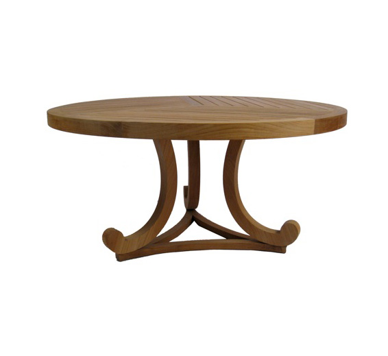 Dining table scroll dining table for Table th scroll