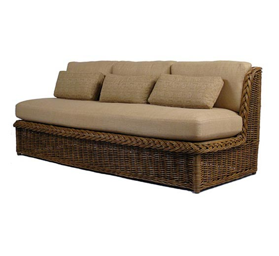 Sofas : Style : Indoor Furniture : The Wicker Works