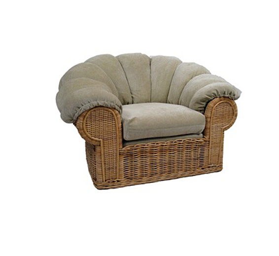 tonda chair with winter cover wicker material indoor furniture