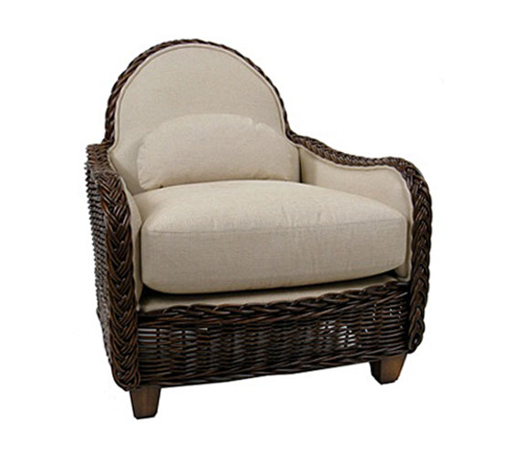 round back lounge wicker material indoor furniture the wicker