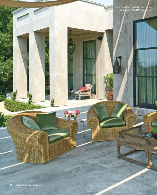 Tonda Lounge Chairs