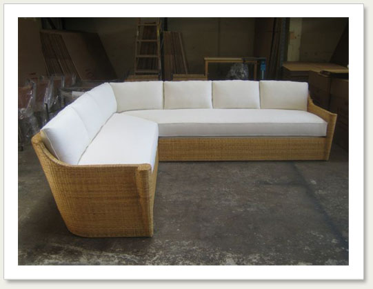 Palisades Custom Sectional
